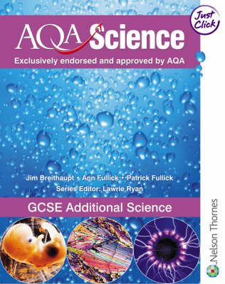 AQA Science: GCSE Additional Science Student Book (Paperback)