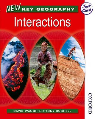 New Key Geography Interactions (Paperback)