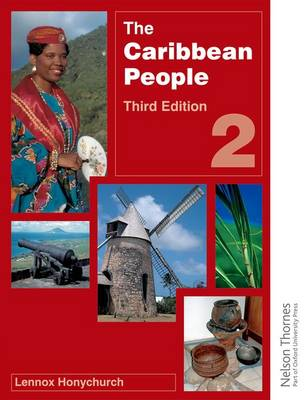The Caribbean People Book 2 (Paperback)