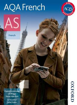 AQA AS French Student Book (Paperback)