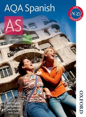AQA AS Spanish Student Book (Paperback)