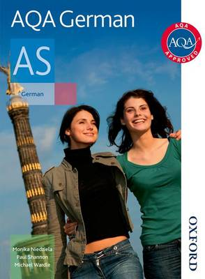 AQA AS German Student Book: Student's Book (Paperback)