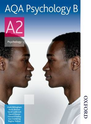 AQA Psychology B A2: Student's Book (Paperback)