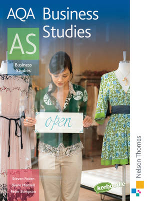 AQA Business Studies AS (Paperback)
