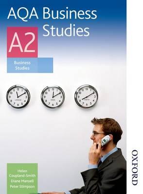 AQA Business Studies A2 (Paperback)
