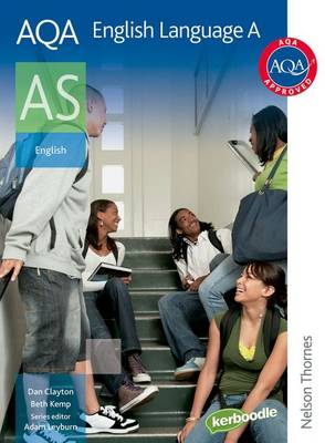 AQA English Language A as (Paperback)