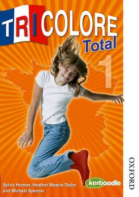 Tricolore Total 1 Student Book (Paperback)