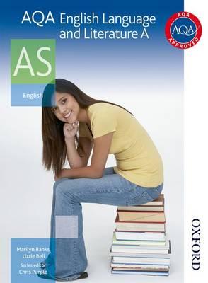 AQA English Language and Literature A AS (Paperback)