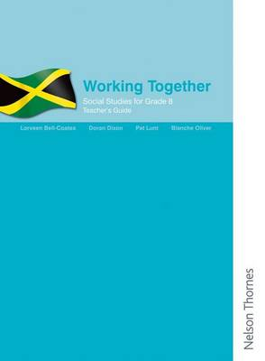 Social Studies for Grade 8, Working Together - Teacher's Guide (Paperback)