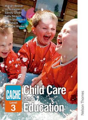CACHE Level 3 Childcare and Education (Paperback)