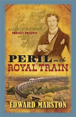 Peril on the Royal Train (Paperback)
