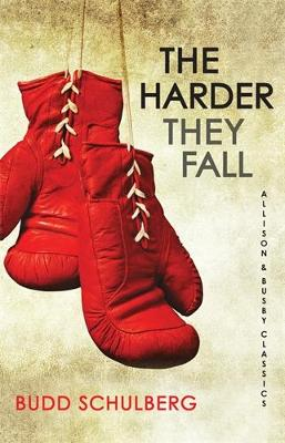 The Harder They Fall (Paperback)