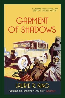 Garment of Shadows (Paperback)