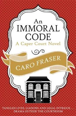 An Immoral Code (Paperback)