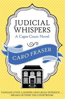 Judicial Whispers (Paperback)