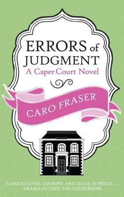 Errors of Judgment (Paperback)