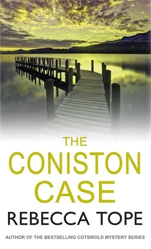 The Coniston Case - Lake District Mysteries (Hardback)