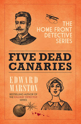 Five Dead Canaries (Paperback)
