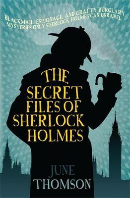 The Secret Files Of Sherlock Holmes (Paperback)