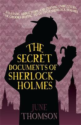 The Secret Documents Of Sherlock Holmes (Paperback)
