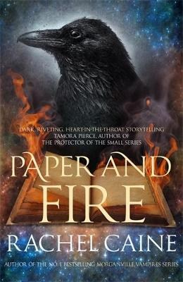 Paper and Fire - Novels of the Great Library 2 (Paperback)