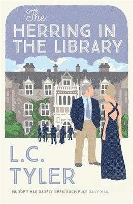 The Herring in the Library - The Herring Mysteries (Paperback)