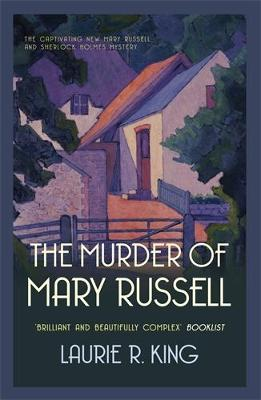 The Murder of Mary Russell - Mary Russell & Sherlock Holmes (Hardback)