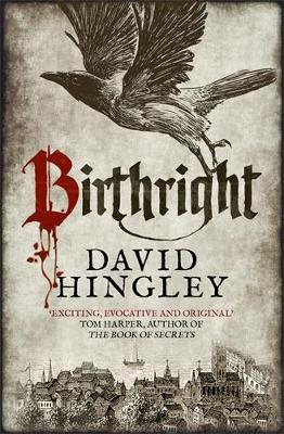 Birthright - Mercia Blakewood 1 (Hardback)