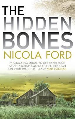 The Hidden Bones - Hills & Barbrook (Hardback)