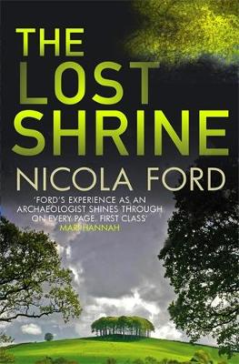 The Lost Shrine: Can she uncover the truth before it is hidden for ever? - Hills & Barbrook (Hardback)
