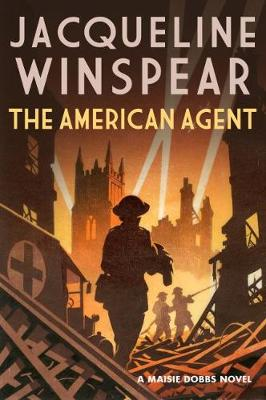 The American Agent - Maisie Dobbs (Paperback)