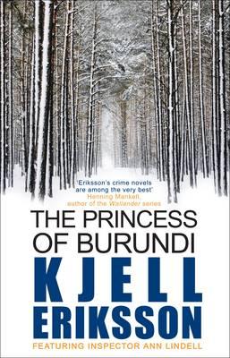 The Princess of Burundi - Inspector Ann Lindell 1 (Paperback)