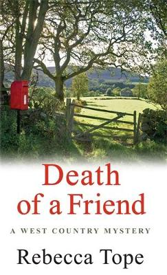 Death of a Friend (Paperback)