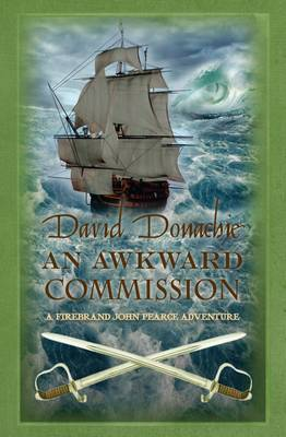 An Awkward Commission - John Pearce (Paperback)