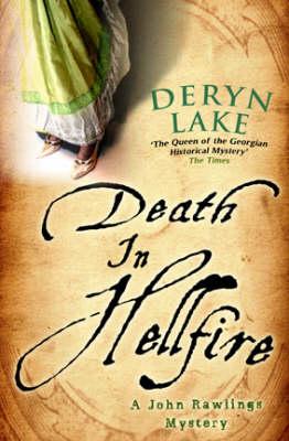 Death in Hellfire - John Rawlings Mystery (Hardback)