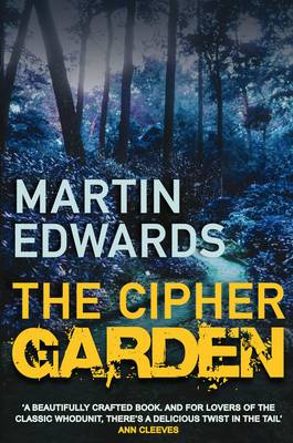 The Cipher Garden - Lake District Mysteries No. 2 (Paperback)