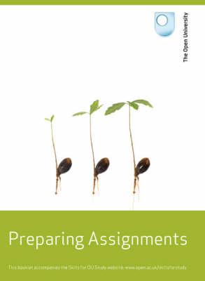 Study Skills: Preparing Assignments (Paperback)