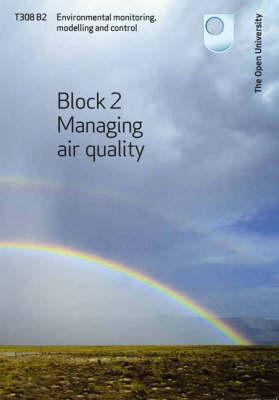 Managing Air Quality: Block 2 (Paperback)