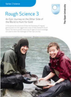 New Zealand Gold Rush - Rough Science Series 3 (DVD video)