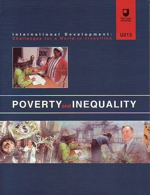 Poverty and Inequality (Paperback)
