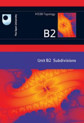 Subdivisions: Unit B2 (Paperback)