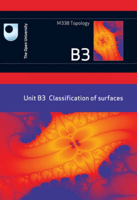Classification of Surfaces (Paperback)