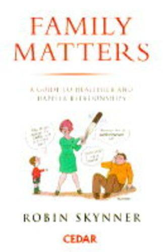 Family Matters: Essays on Family Mental Health (Paperback)