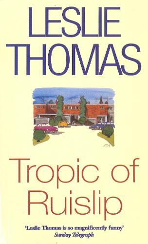 Tropic Of Ruislip (Paperback)