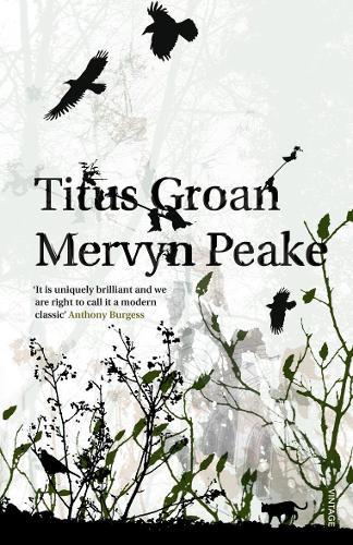 Titus Groan (Paperback)