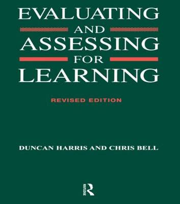 Evaluating and Assessing for Learning (Paperback)