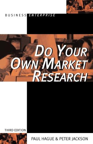 Do Your Own Market Research (Paperback)