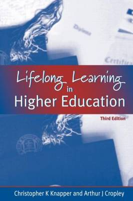 Lifelong Learning in Higher Education (Paperback)
