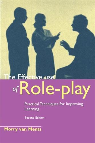 Effective Use of Role Play (Paperback)