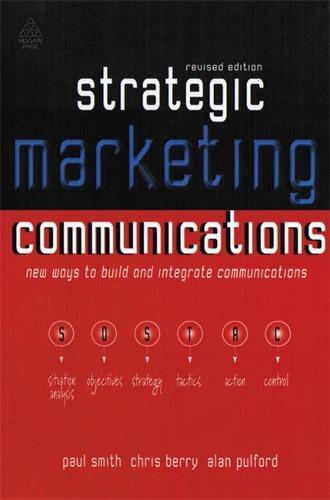 Strategic Marketing Communications (Paperback)